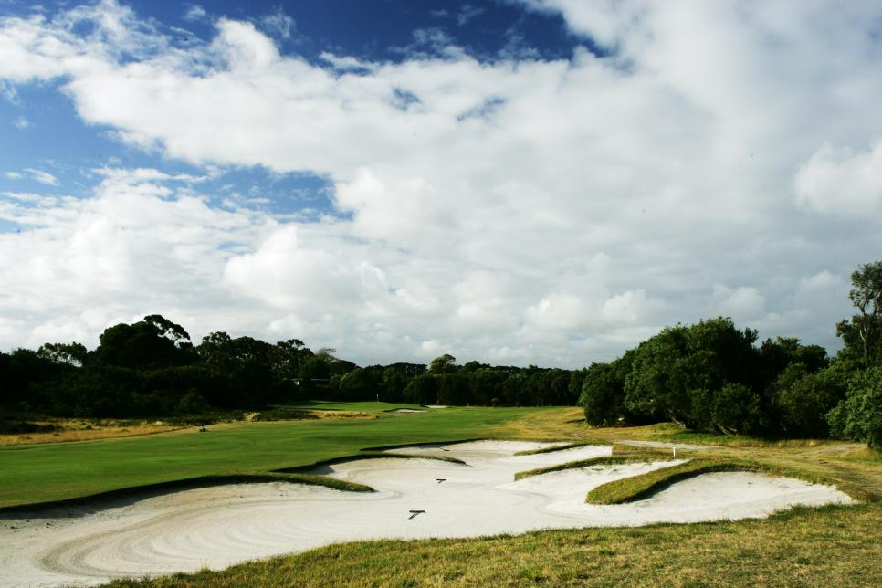 Royal Melbourne West 12th   Composite 14th