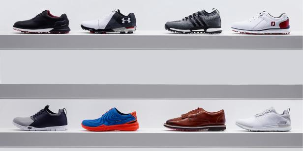 Best Men S Golf Shoes 2018 Golf Digest