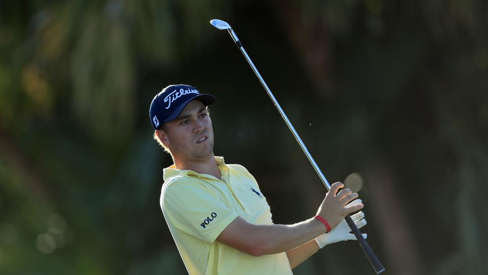 Justin Thomas The Honda Classic - Final Round