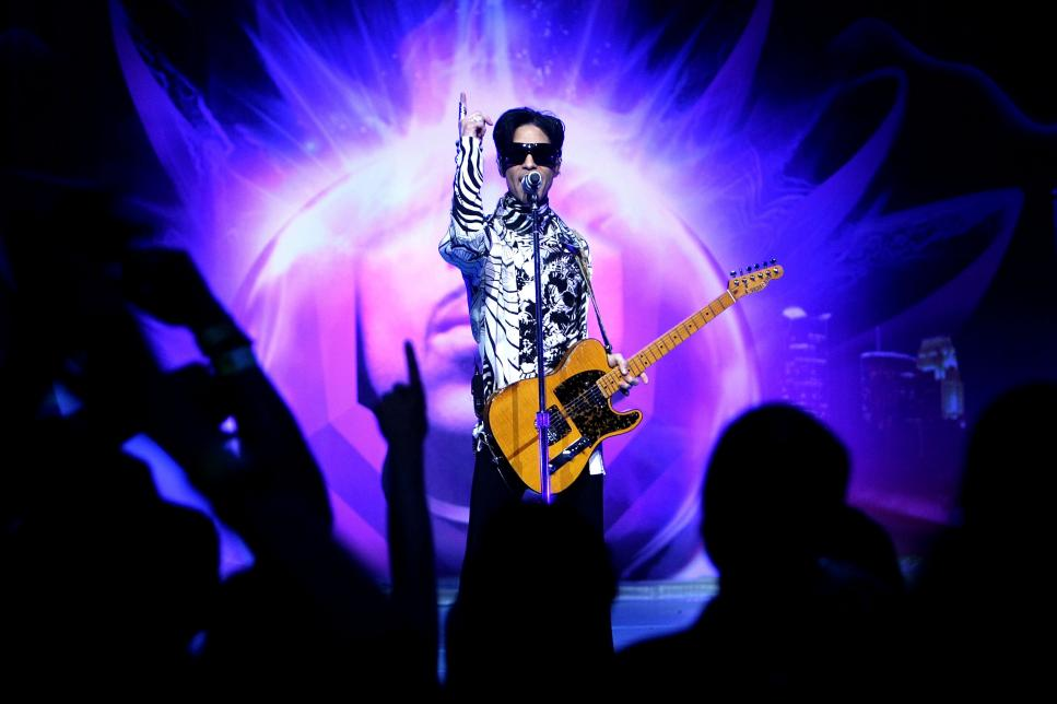 "Prince And Lotusflow3r.com Make History With ""One Night... Three Venues"""