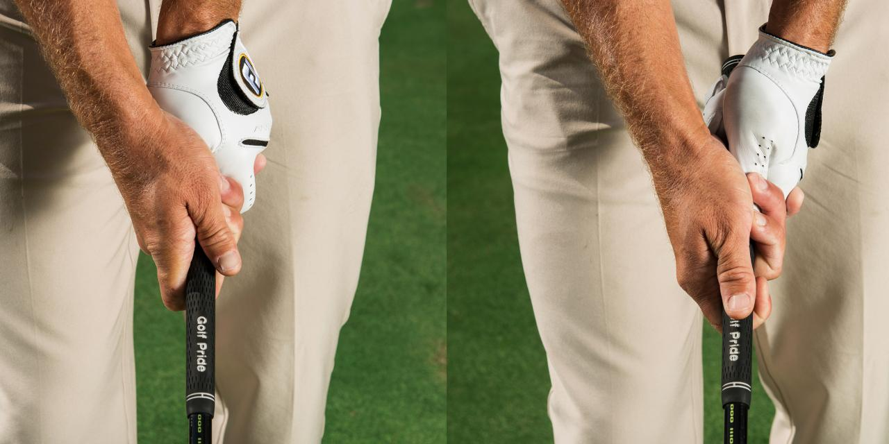 Proper Golf Grip: How to Grip the Club in 6 Steps | Instruction | Golf Digest