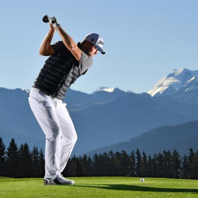 Tips From the Top: Bernd Wiesberger