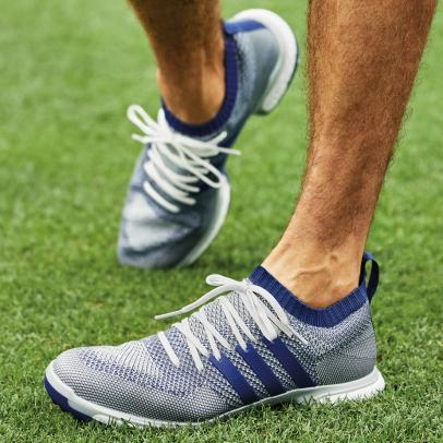 Adidas just dropped its first-ever sock-style golf shoe