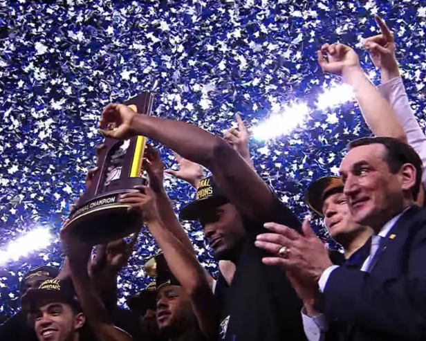 Let's retire 'One Shining Moment' before we really start to hate it