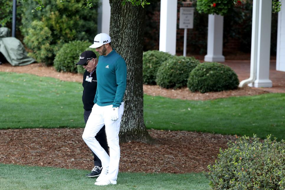 The Masters - Round One