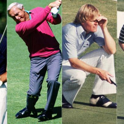 9 stylish golf outfits in Masters history and how you can recreate them