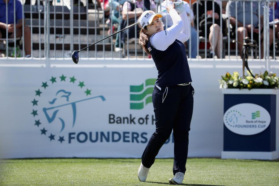 Bank Of Hope Founders Cup - Final Round