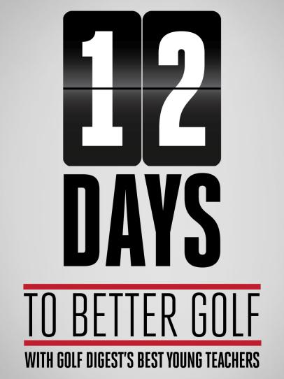 12 Days to Better Golf