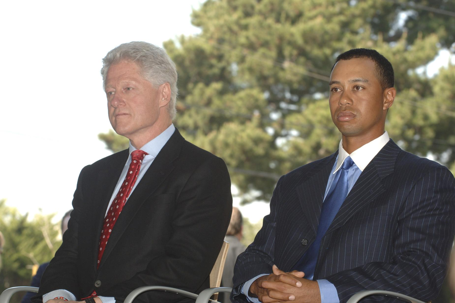 Tiger Woods Learning Center Dedication Ceremony - February 10, 2006