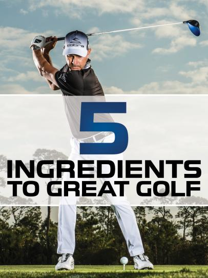 Game Plan: 5 Ingredients to Great Golf
