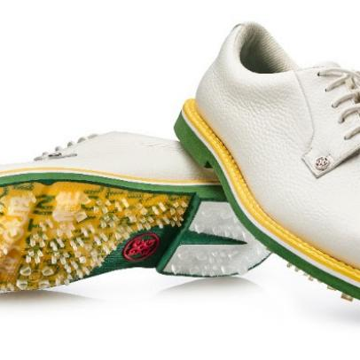 G/FORE just released a Masters-inspired shoe and glove