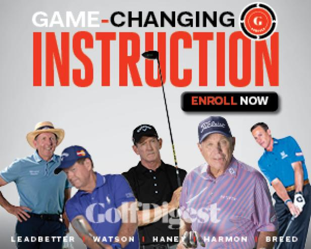 Online Golf Lessons & Instructions - Golf Digest Schools