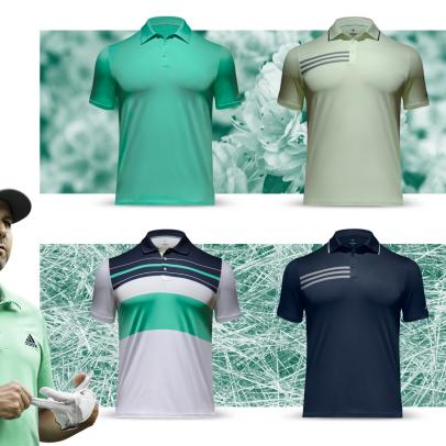 Sergio Garcia, Dustin Johnson and Jon Rahm will all wear the same polo at the Masters (and you can buy it, too)