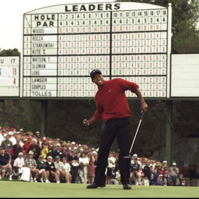 Tiger Woods set or tied 27 Masters records in 1997. Here they are and how they've held up