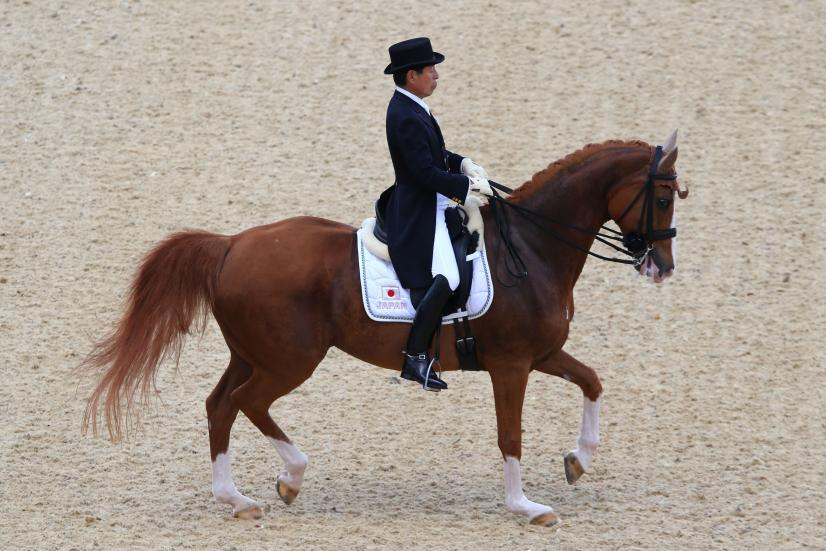 Olympics Day 6 - Equestrian