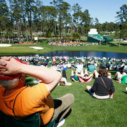 Masters 2021: The 15 patrons you see at Augusta National