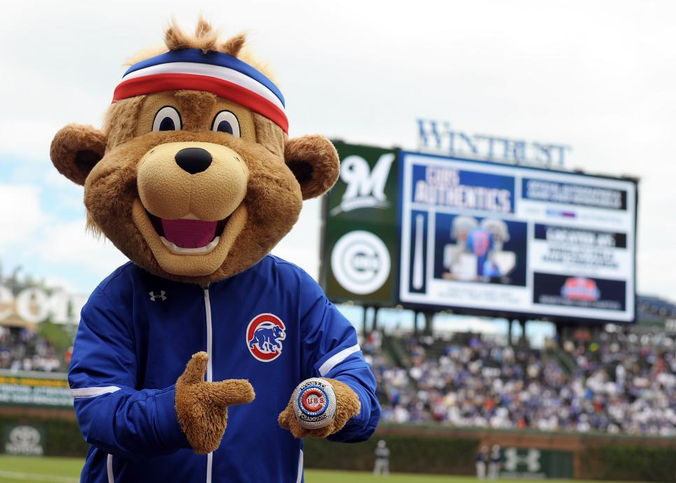 MLB: MAY 21 Brewers at Cubs