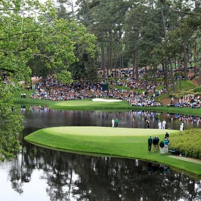 Par 3 Contest out for this year's Masters; ESPN College GameDay in