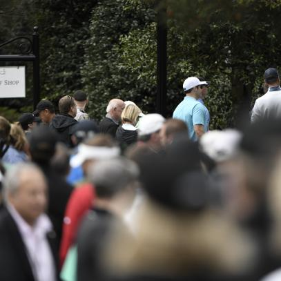 Masters 2018: Visitors to Augusta National arrive with wide eyes, and leave with empty wallets