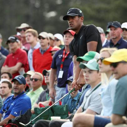 Masters 2018: Tony Finau's 68 'Nothing short of a miracle'