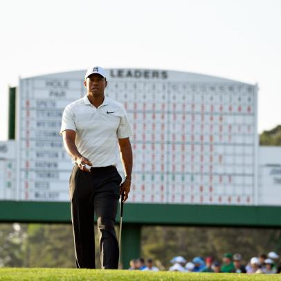 Masters 2018: Tiger Woods makes the Masters cut. Contending? Well, that's another story