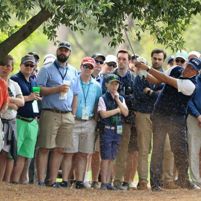 Masters 2018: The five most intriguing stats of Friday's second round at Augusta