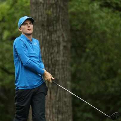 Masters 2018: Russell Henley is happy to be distracted by golf again after scary week off the course