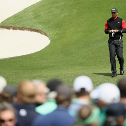 Masters 2018: Tiger Woods walks away motivated after frustrating week at Augusta
