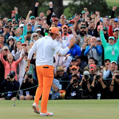 Masters 2018: Rickie Fowler almost did enough to win his major