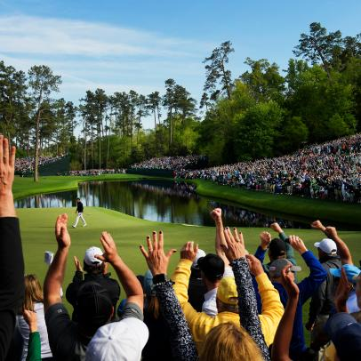 Photos: At The 2018 Masters