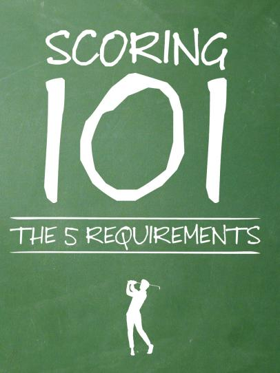Scoring 101: The 5 Requirements