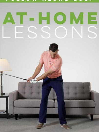 Follow-Along Golf: At-Home Lessons