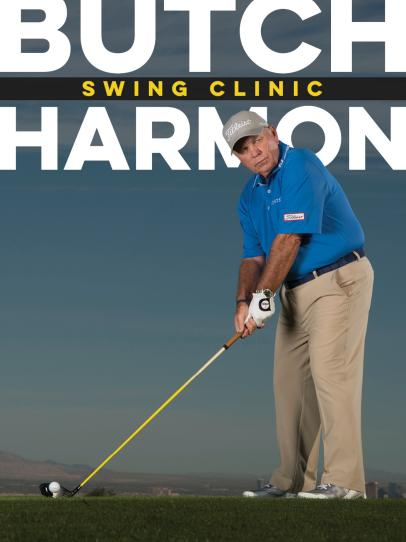 The Butch Harmon Swing Clinic
