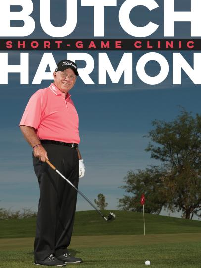 The Butch Harmon Short-Game Clinic