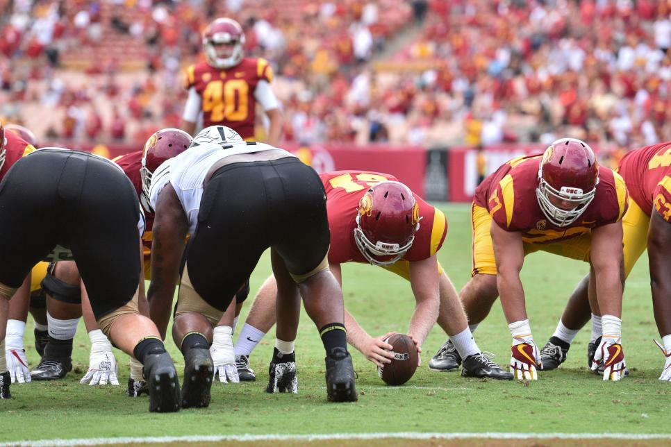 COLLEGE FOOTBALL: SEP 02 Western Michigan at USC