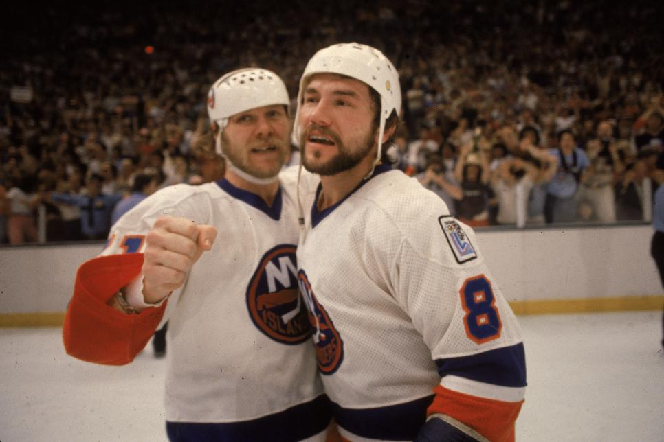 Islanders Goring And Howatt Celebrate Stanley Cup Win