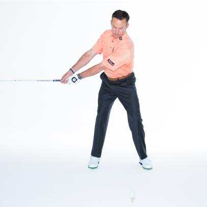 One Driver Swing Thought for Longer and Straighter Drives