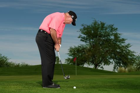 Butch Harmon's Simple Setup Tips Will Eliminate Chunks Or Skulls