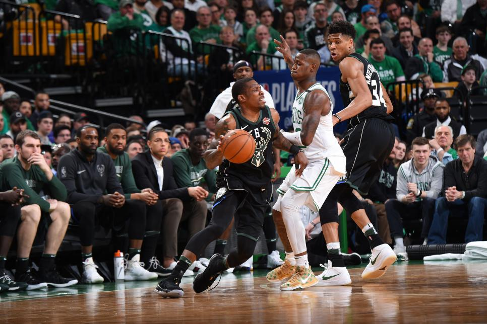 Milwaukee Bucks v Boston Celtics - Game Two