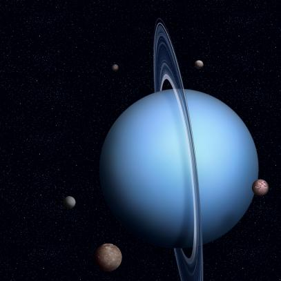 Science proves that Uranus a big smelly producer of gas