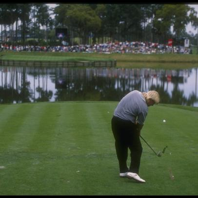 Players Championship: 15 distinctly 1990s photos from TPC Sawgrass