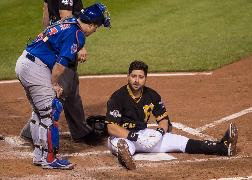 MLB: OCT 07 National League Wild Card - Cubs at Pirates