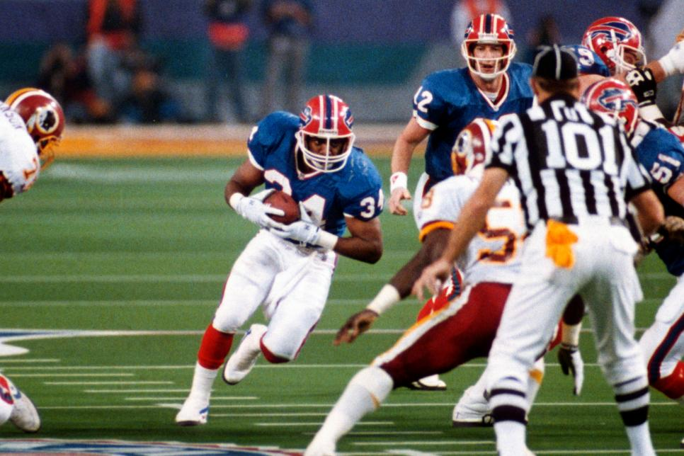 Super Bowl XXVI - Washington Redskins v Buffalo Bills