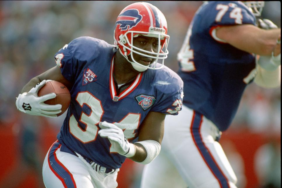 Buffalo Bills Thurman Thomas
