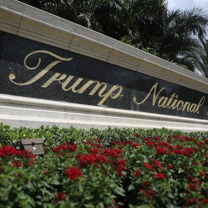 Gunman shot and detained after opening fire at Trump National Doral