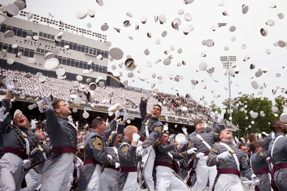 President Barack Obama Addresses 2010 West Point Graduates At Commencement