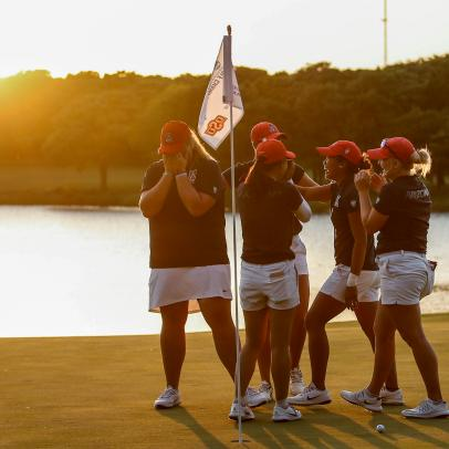 Arizona claims 2018 NCAA Women's title over Alabama in a playoff thanks to a dramatic birdie