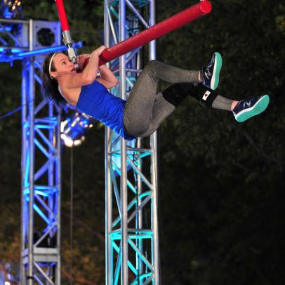 A golfer cameo on 'American Ninja Warrior' might only be a matter of time