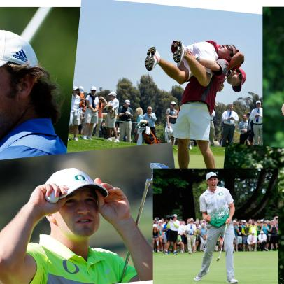 Counting down the 15 best NCAA men's match-play golfers ever