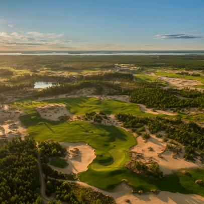 Mammoth Dunes at Sand Valley: How David McLay Kidd used Bandon Dunes as inspiration to bring fun back to golf